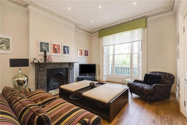 Living Room, Nw6