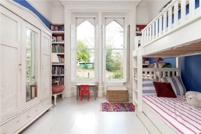 Hampstead: Bedroom 2