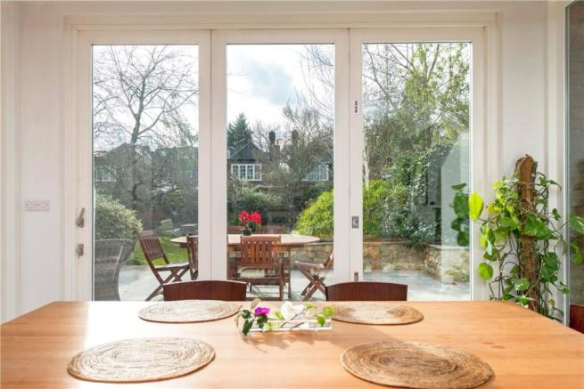 Hampstead: Dining