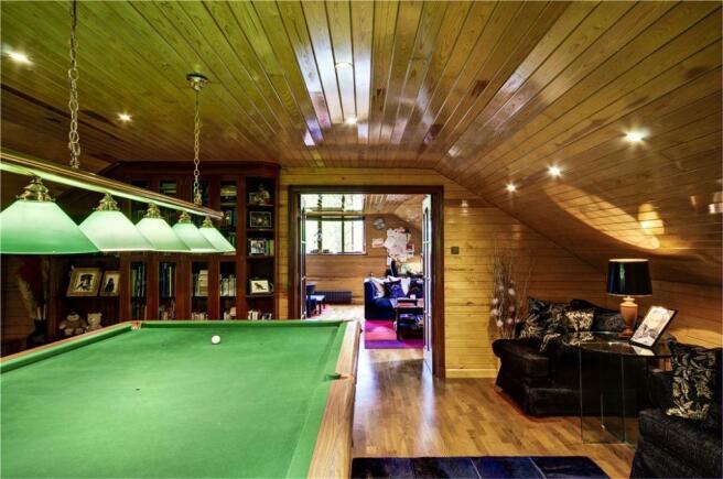 Hampstead Games Room