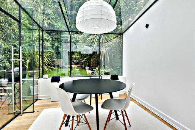 Dining Room, Nw3