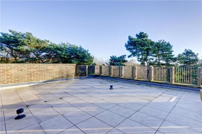 Roof Terrace, Nw3