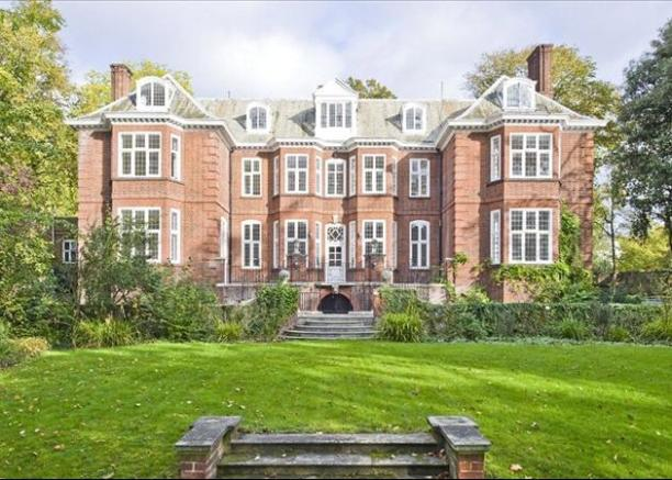 12 bedroom house for sale in campden hill kensington london w8 w8