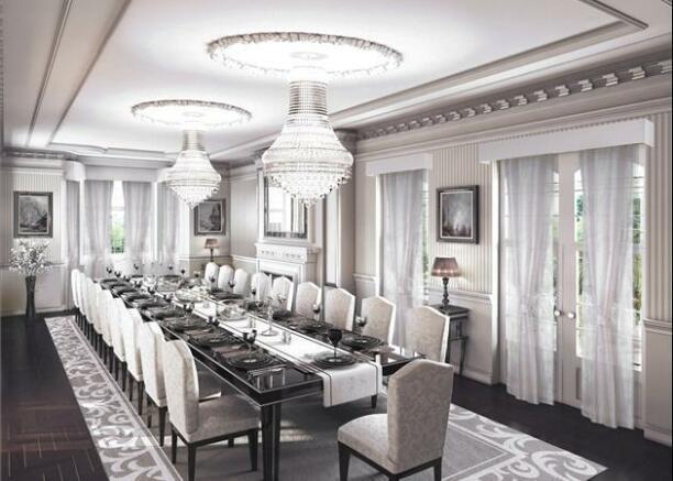 Dining Room - Cgi
