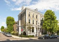 semi detached property in Phillimore Gardens...
