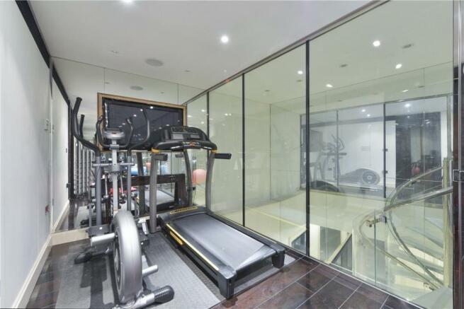 W8 - Gym