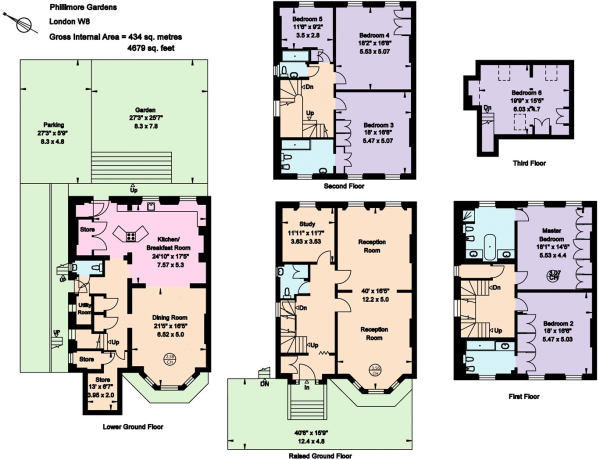 Floorplan W8
