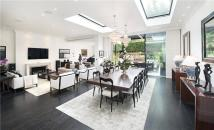 Terraced house in Ilchester Place...