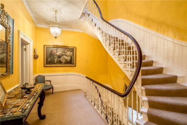Stairway W8