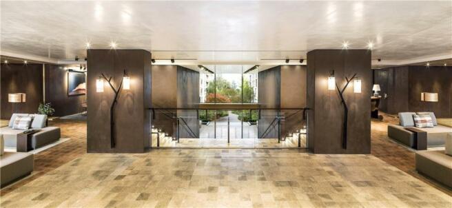 Entrance Hall W8