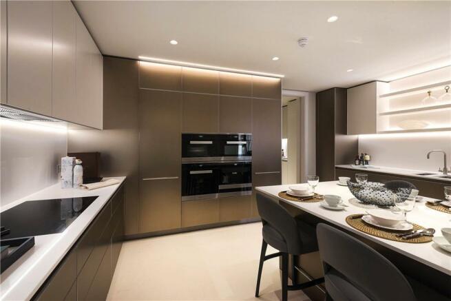 Kitchen - W8