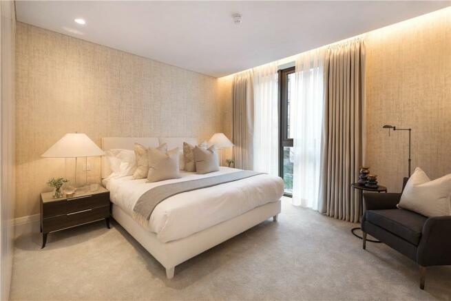 Bedroom - W8