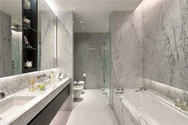 Bathroom - W8