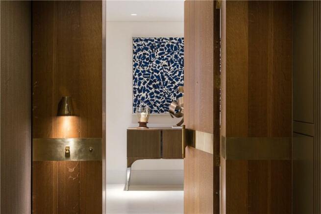 Hallway - W8