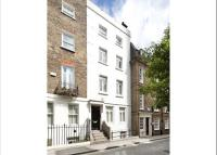 Terraced house in Derby Street, Mayfair...