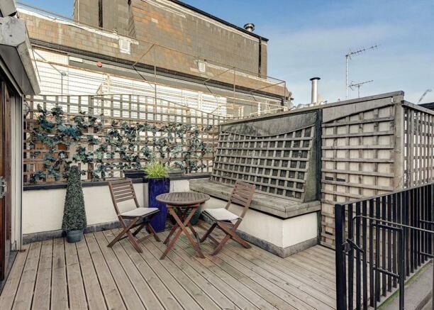Mayfair: Terrace
