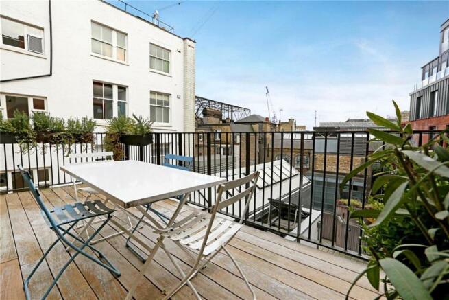 Soho: Terrace