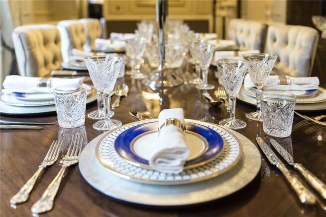 Mayfair: Dining