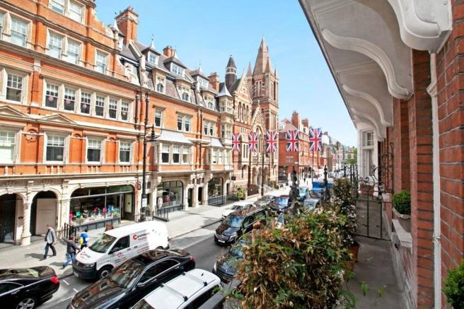 Mayfair: View