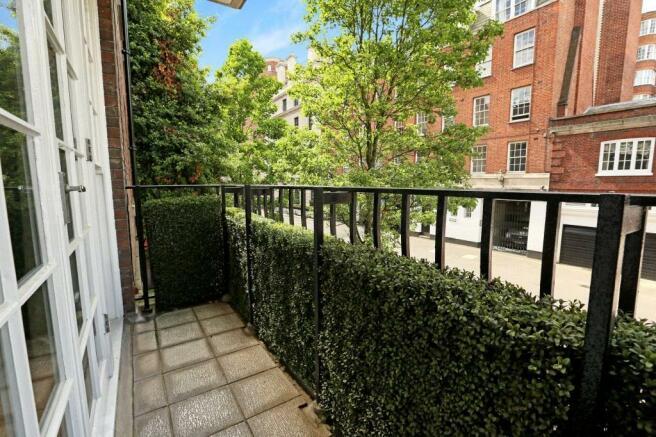 Mayfair: Balcony
