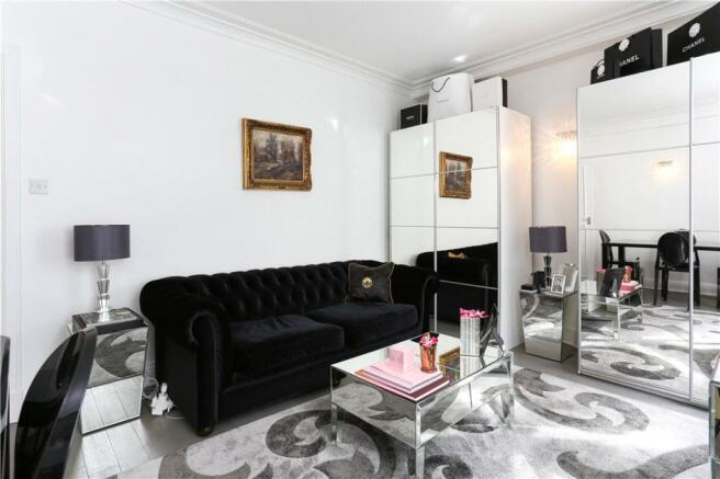 Mayfair Living Area