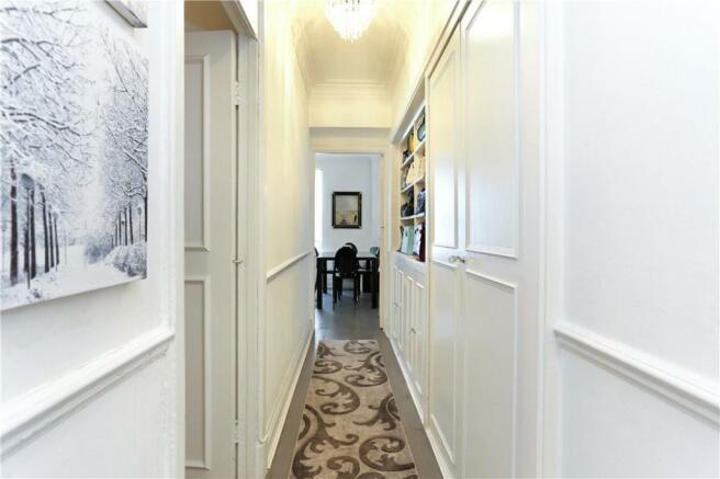 Mayfair Hallway