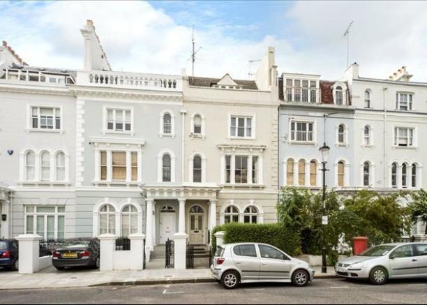 6 Bedroom Terraced House For Sale In Elgin Crescent