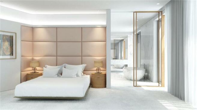 Cgi - Bedroom, W11