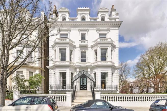 8 bedroom detached house for sale in pembridge square for House notting hill