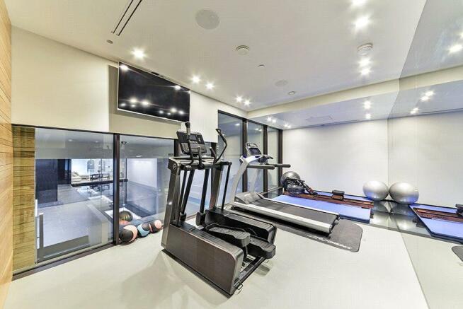 Gym, W11