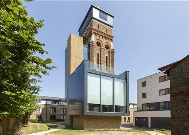 5 bedroom house for sale in the water tower kennington for Tower house for sale