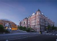 Flat for sale in Albert Court West Block...