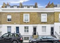 Terraced property in First Street, London, SW3