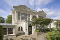 Detached property for sale in The Villa...
