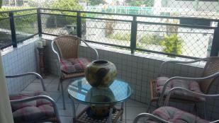 Breezy terrace