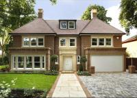 Detached home in Bathgate Road, Wimbledon...