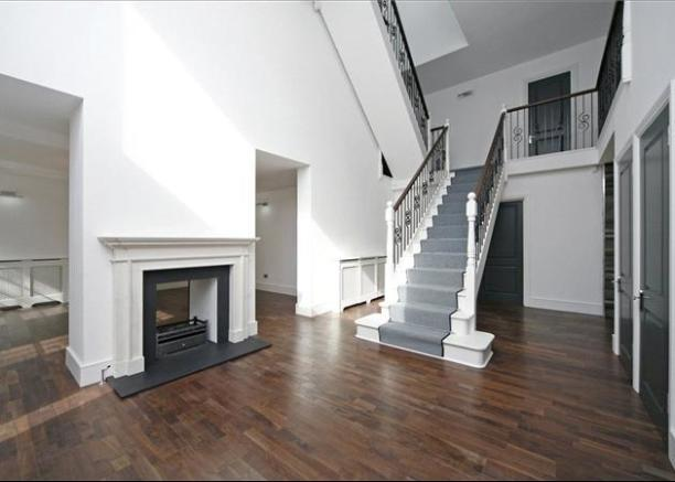 Staircase & Hall