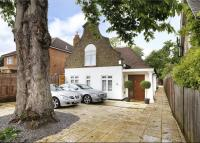 Detached home in Kingston Vale, London...