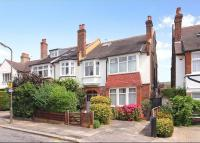 semi detached house in Worple Avenue, Wimbledon...
