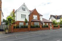 new house in Ridgway Gardens...