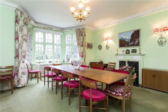 Putney Dining Room