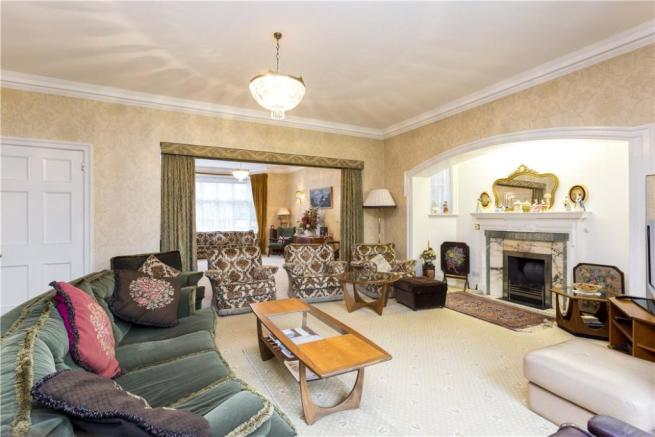 Putney Living Room