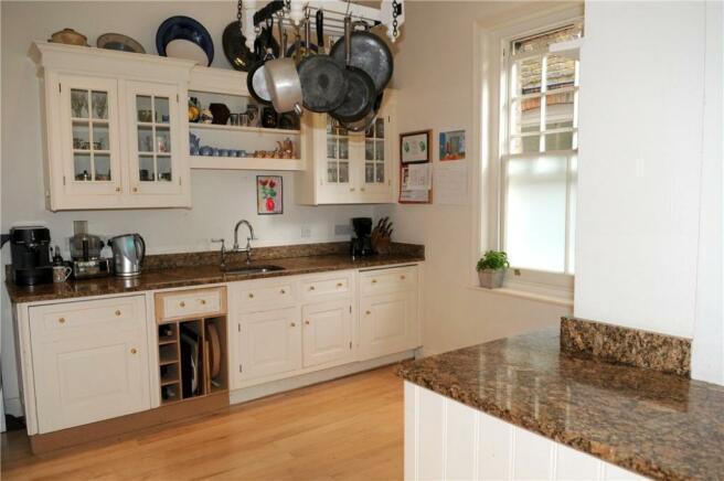Sw19 Kitchen