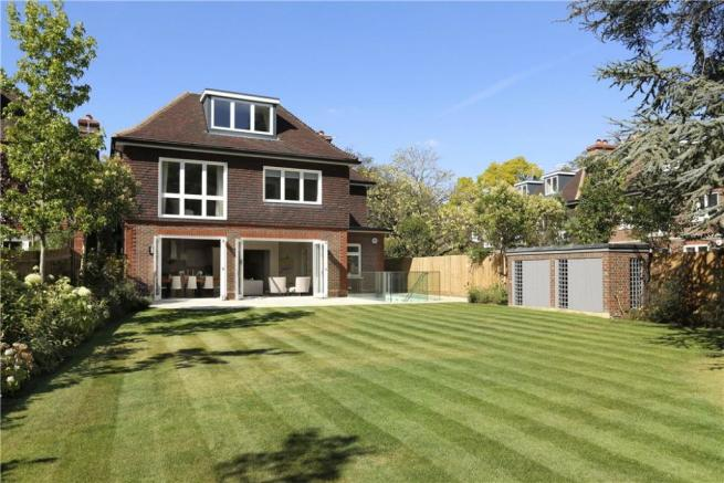 6 bedroom detached house for sale in westmead putney london sw15 sw15