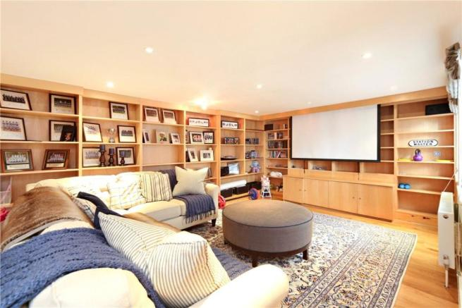 Sw19 Drawing Room