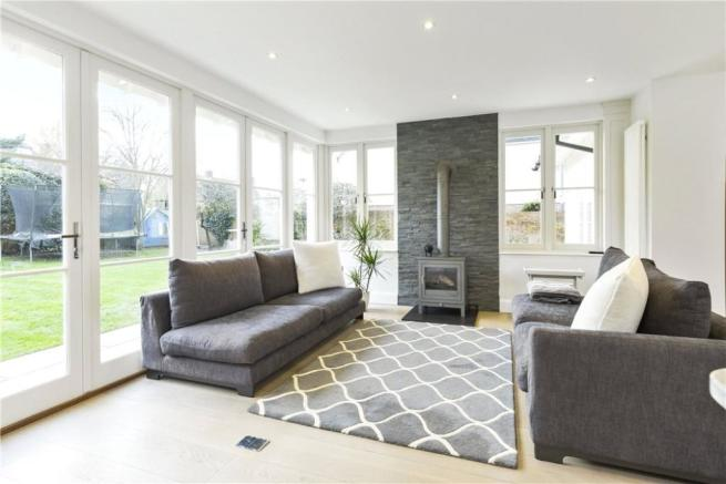 5 bedroom detached house for sale in ernle road wimbledon. Black Bedroom Furniture Sets. Home Design Ideas