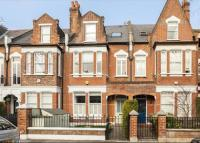 6 bedroom Terraced house in Westover Road...