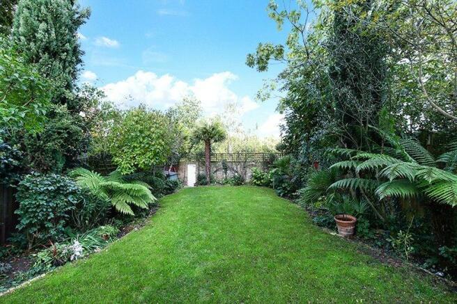 Sw18: Garden