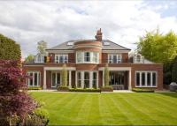 Detached property in Esher Park Avenue, Esher...