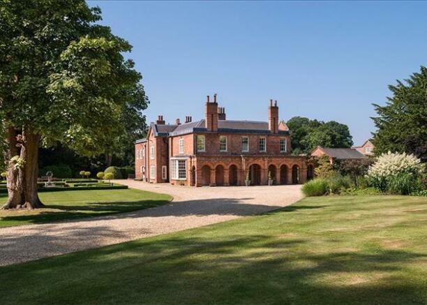 10 Bedroom Detached House For Sale In Highmoor Henley On